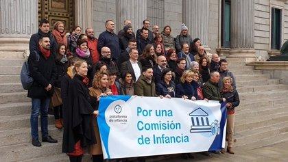 """""""Por una comisión de Infancia"""": ONG y grupos reclaman un órgano en el Congreso que se ocupe de los derechos del menor"""