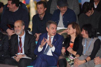 """Zapatero carga contra Trump por """"reírse de la ciencia"""" y condenar a EEUU """"al desastre"""""""
