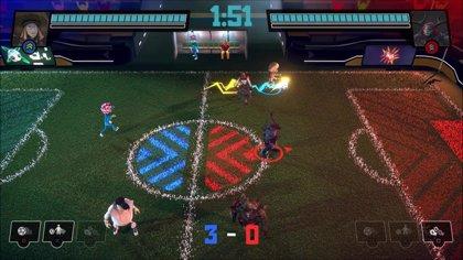 Aces of Multiverse para PS4 mezcla fantasía y deporte multijugador para animar a los niños a realizar ejercicio físico