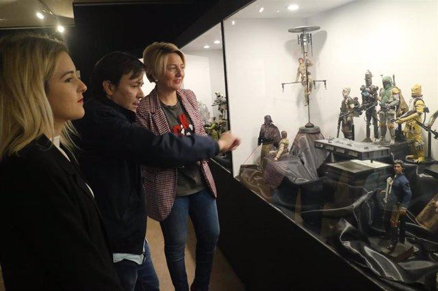 Exposición de Star Wars en el Museo de Almería