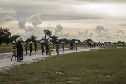 El riesgo de hambruna planea sobre Sudán del Sur ante los efectos de inundaciones, sequía y conflicto