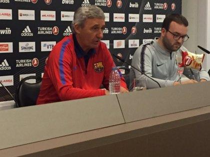 """Pesic: """"Panathinaikos ha encontrado su ritmo y tiene una calidad excelente"""""""