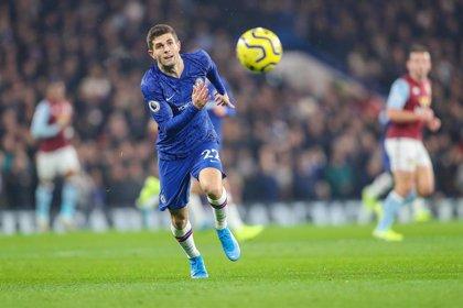 El jugador del Chelsea Christian Pulisic, 'mejor estadounidense del año' por segunda vez en su carrera