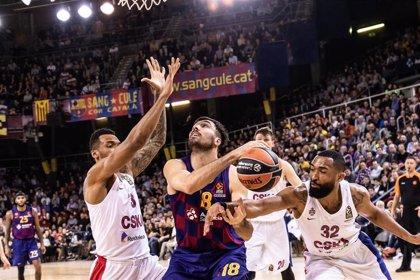 El Barça recibe dolido a un Panathinaikos al alza