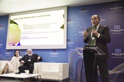 """Sánchez Galán (Iberdrola) cree que la emergencia climática """"es una oportunidad"""""""