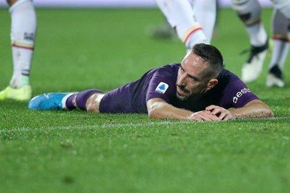 Ribery tendrá que operarse para solucionar su lesión de tobillo