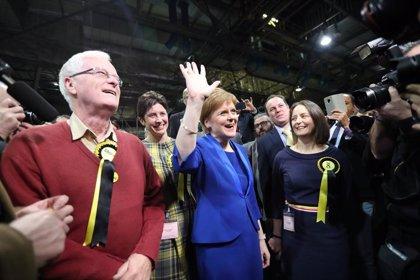 Escocia clama por un nuevo referéndum ante los buenos resultados obtenidos por los nacionalistas en las elecciones