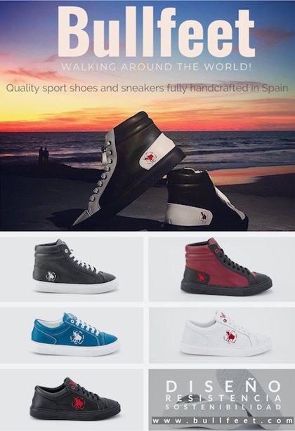 COMUNICADO: Nace Bullfeet, la nueva marca española de calzado unisex eco friendly