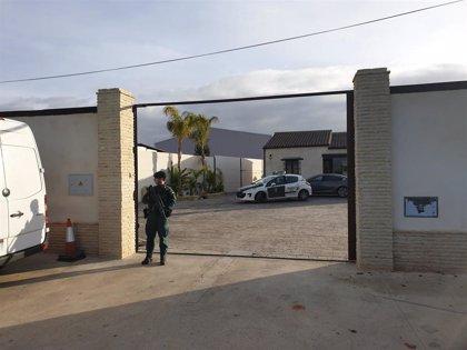 Diez detenidos y 16 registros en un operativo con 250 agentes contra el tráfico internacional de hachís en Sevilla