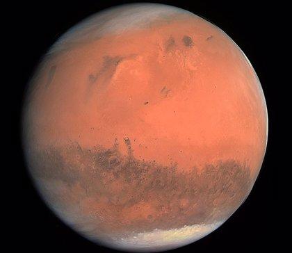 Patrones de viento global en altura, mapeados en Marte antes que en la Tierra
