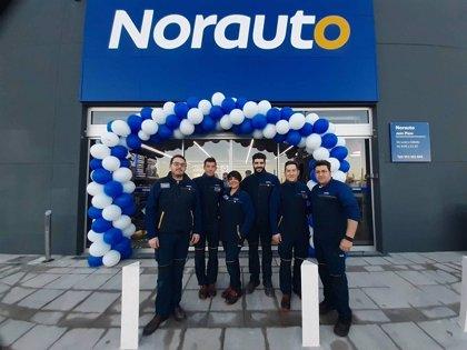 Norauto abre un nuevo autocentro en Jaén y alcanza los 89 establecimientos