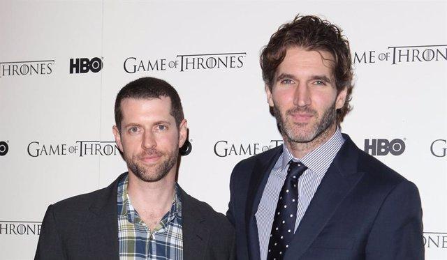 Los creadores de Juego de Tronos David Benioff y D.B. Weiss