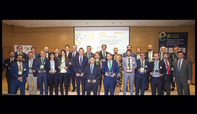 EnerTIC premia los proyectos tecnológicos más innovadores para mejorar la eficiencia energética y la sostenibilidad