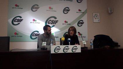 CSIF pide a la Comunidad y a la Fiscalía un protocolo para revertir el hacinamiento en el centro de Hortaleza