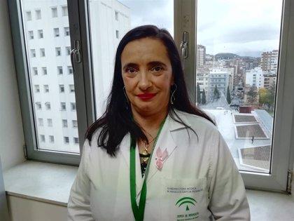 María de los Ángeles García, nueva gerente del Hospital Universitario Virgen de las Nieves de Granada