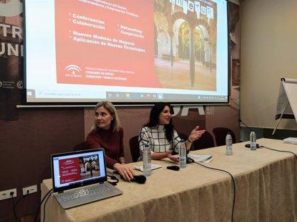 La Junta fomenta la innovación y la cooperación entre empresas del sector turístico en un encuentro en Córdoba
