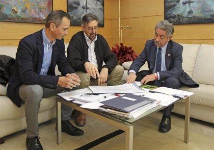 El Gobierno colaborará con Los Corrales de Buelna para solucionar las inundaciones