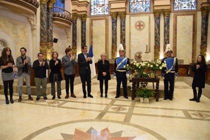 El Ayuntamiento de San Sebastián homenajea a Alfonso Morcillo en el 25 aniversario de su asesinato a manos de ETA