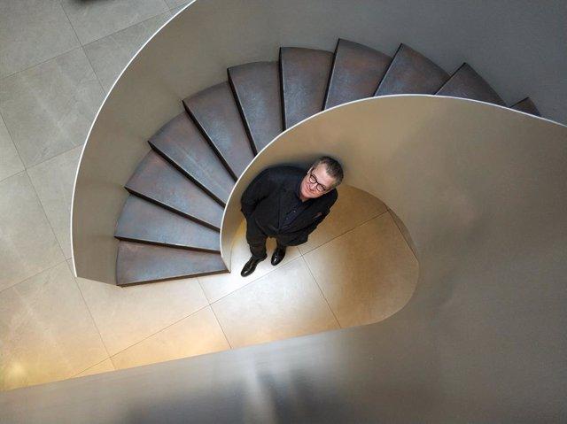 L'escriptor i historiador alemany Philipp Blom
