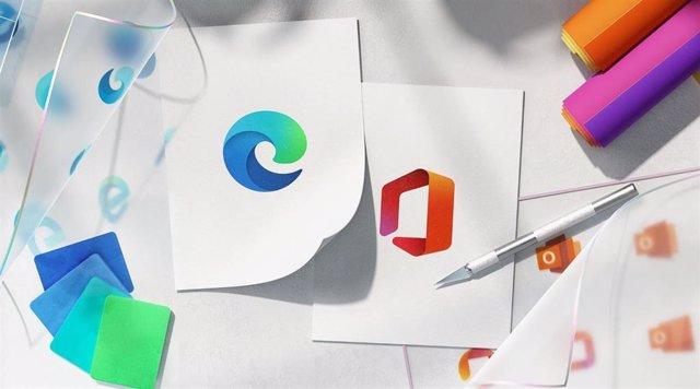 Nuevos logos de Microsoft