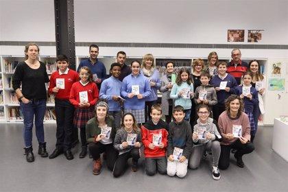 Alumnado de Primaria de 39 centros de Navarra escriben dos cuentos sobre los derechos humanos