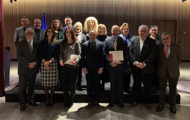 Entrega dels Premis Ramon Llull 2019