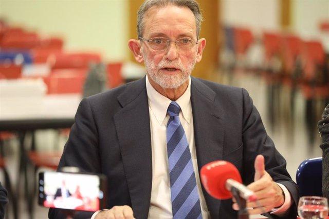 El secretario de la FDS explica las actividades de la Fundación para 2020.