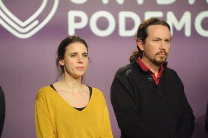 Iglesias y Montero declaran que aún deben 467.657 euros de la hipoteca del chalé que compraron el año pasado