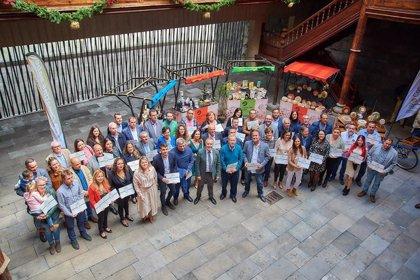 El Gobierno distingue al sector primario con más de 70 premios en 'Agrocanarias'