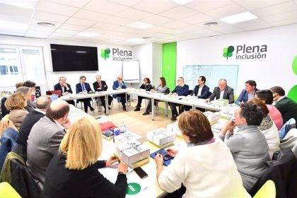Plena Inclusión impulsa la creación de la Plataforma Española de Personas con Discapacidad Intelectual