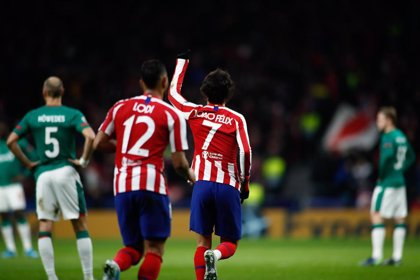 El Atlético quiere volver a sonreír también en Liga