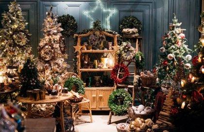 Sally Hambleton vuelve a celebrar la Navidad con su ya tradicional XMAS Shop