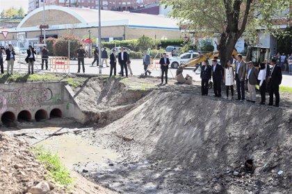 """El Ayuntamiento de Arganda exige a Metro y TFM que restauren los daños del temporal """"ante su dejadez"""""""
