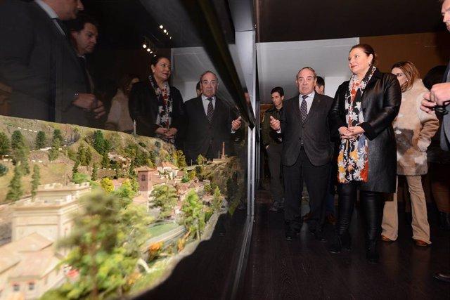 Granada.-Crespo anuncia una inversión de 3,4 millones para tres proyectos de tra