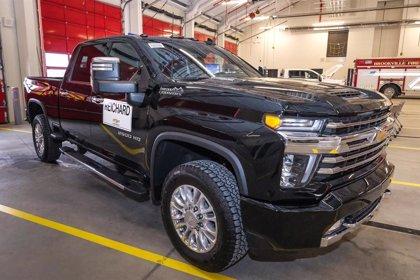 General Motors invierte 1.350 millones en su nueva generación de 'pick-ups' que mantendrá 4.000 empleos