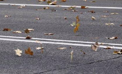 Los vientos superan los 100 kilómetros por hora en Montanejos, Fredes y Vilafranca (Castellón)