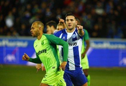 El Alavés araña un empate ante el 'nuevo' Leganés