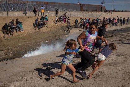 Un salvadoreño que esperaba asilo de EEUU, hallado desmembrado dentro de maletas en México
