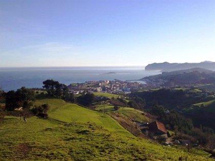 Tiempo tranquilo y agradable este sábado en Euskadi, con máximas que llegarán a los 18 grados
