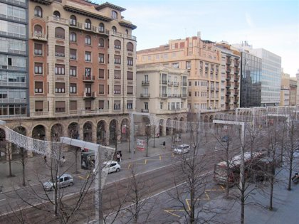 Los inmuebles del distrito Centro de Zaragoza son los más caros, frente a los más baratos de Las Fuentes