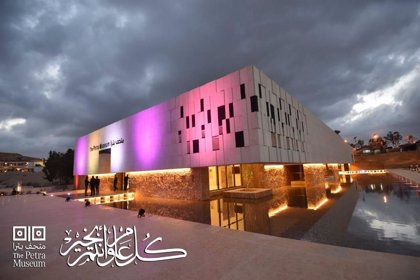 Petra inaugura un nuevo museo arqueológico