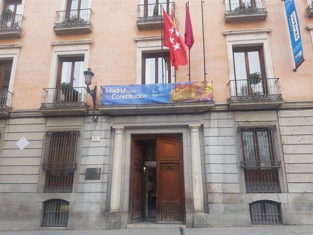 Sede de la Junta Municipal de Centro.