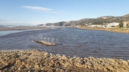 La metrópolis de Barcelona alerta de que la regresión de su zona litoral afecta a zonas urbanas y protegidas