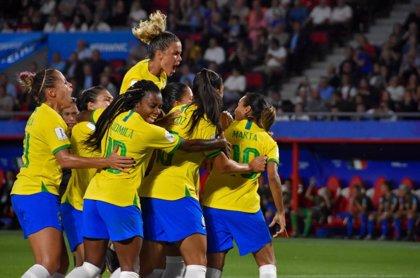 Brasil presenta su candidatura para organizar el Mundial femenino de 2023