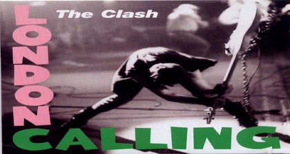 40 años de London Calling de The Clash