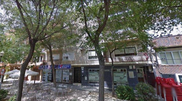 Avenida Don Antonio Huertas de Tomelloso