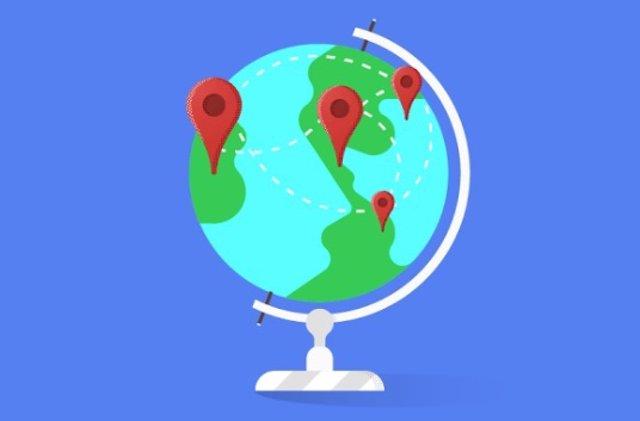Cronología de Google Maps