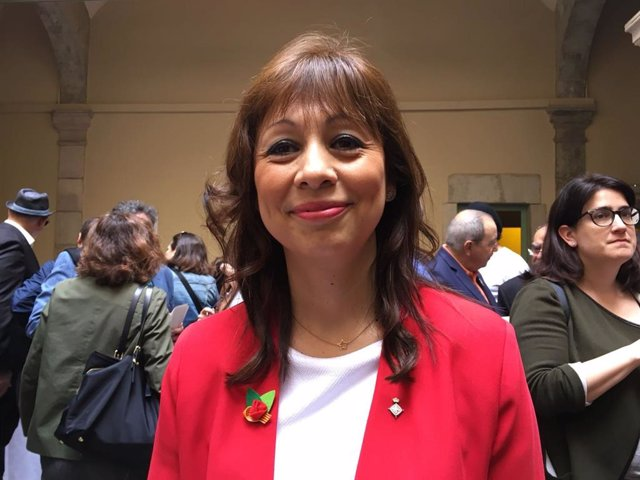 La regidora de Cs a Barcelona Marilén Barceló (ARXIU)