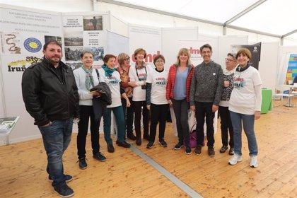 Un total de 25 asociaciones participan este sábado en la Semana de los Derechos Humanos del Gobierno de Navarra