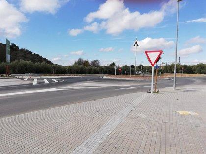 La Junta ha invertido 40.000 euros en la mejora de la carretera A-3130, en Nueva Carteya (Córdoba)